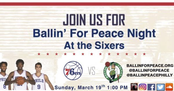 Ballin' For Peace Events