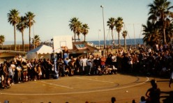 Venice Beach Basketball Hall Of Fame Day